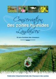 Conservation des zones humides landaises - Fédération des ...