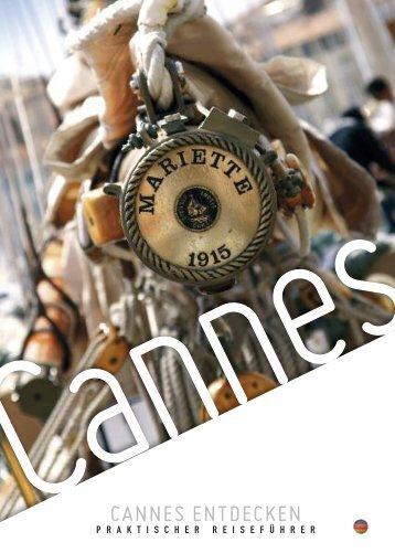 CANNES ENTDECKEN - Office de Tourisme de Cannes