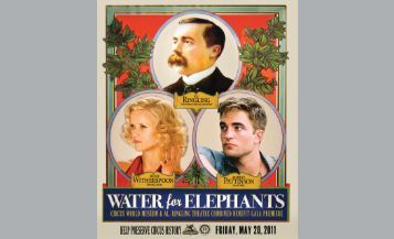 Water for Elephants Baraboo Benefit Premiere - Al. Ringling Theatre