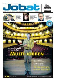 Jobat-krant 19 november 2011