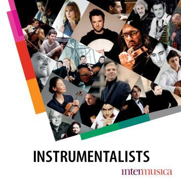 INSTRUMENTALISTS - Intermusica