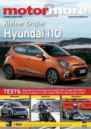 Kleiner Großer Hyundai i10 - Motor & more