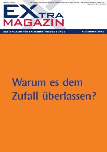 Extra Magazin November 2012