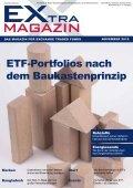 Extra Magazin November 2012 - Seite 3