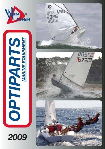 OPTIPARTS CATALOG 2005