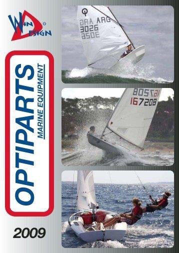 OPTIPARTS CATALOG 2005