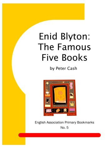Enid Blyton: The Famous Five Books - University of Leicester