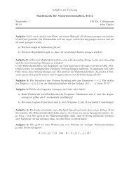 Zusatzblatt 1