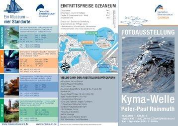 Kyma-Welle - PPR
