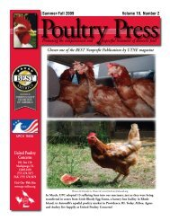 Western poultry book - Index of