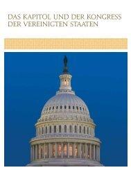 das kapitol und der kongress der vereinigten staaten - US Capitol ...
