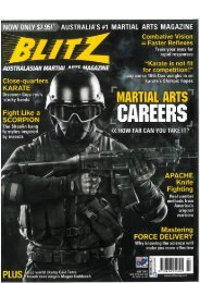 Martial Arts Careers: Keepers Of The Peace - Ninjutsu Brisbane