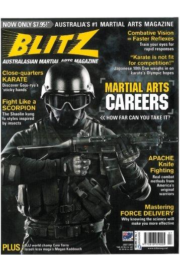 Martial Arts Careers: Keepers Of The Peace - Ninjutsu Brisbane