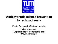 Antipsychotic relapse prevention for schizophrenia - Lundbeck