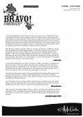 Bravo! - Arts Centre Melbourne - Page 5