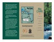 Big Creek - Arkansas Natural Heritage Commission