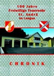 Festschrift zum Jubiläumsfest 2011 - Freiwillige Feuerwehr St. Andrä ...