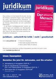 juridikum: Urheberrechtsdebatten - IG Bildende Kunst