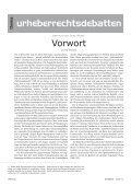 juridikum: Urheberrechtsdebatten - IG Bildende Kunst - Seite 3