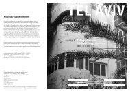 Download Handzettel Tel Aviv (PDF) - KASSETTE . für projekte