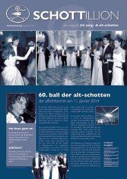 Schottillion Ausgabe Nr. 46 - Alt-Schotten