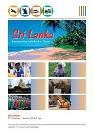 Sri Lanka - trautner-touristik.de