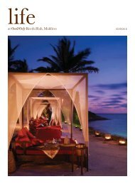 EDITION 6 - One&Only Reethi Rah