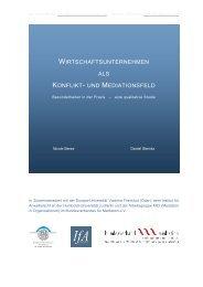 Den Text zu Qualitätsstandards von Wirtschaftsmediation können ...
