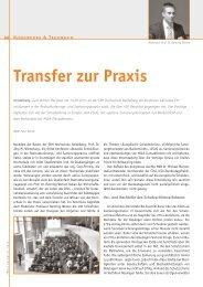 INDat-Report 07-2013 - Institut für Unternehmenssanierung und ...
