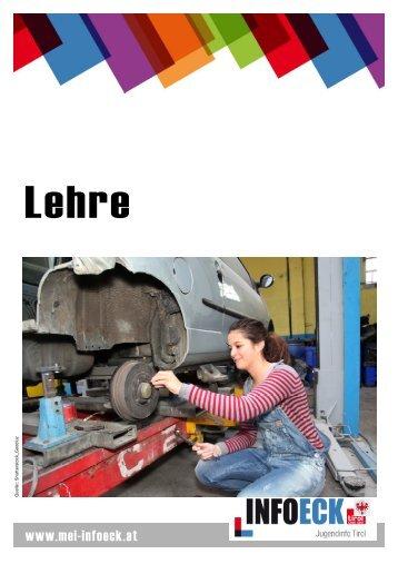 Lehre - MEI-INFOECK.at