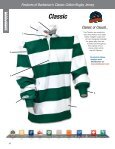 Barbarian Rugby Wear 2012 / 2013 Collection Hoodie Cardigan ... - Page 4