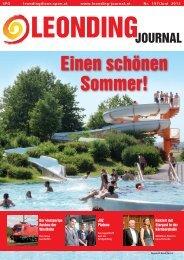 Leonding Journal Nr. 157 - Leonding - SPÖ