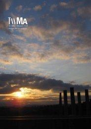 TWMA Annual Report 2010-2011 - Tarrawarra Museum of Art