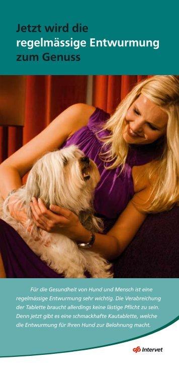 Entwurmung beim Hund - MSD Animal Health
