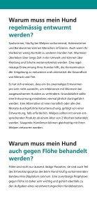 Entwurmung beim Hund - MSD Animal Health - Seite 5