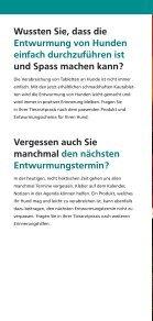 Entwurmung beim Hund - MSD Animal Health - Seite 6