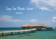 Wellness Retreats - Song Saa Private island