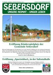 """Sportstüberl"""" in der Safentalhalle - Gemeinde und ..."""