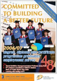 48th Issue (October - December 2008) - Institute for Tourism Studies