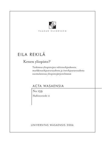 Lataa - Vaasan yliopisto