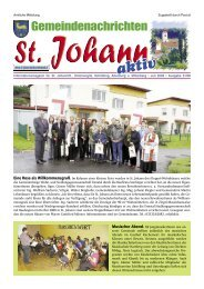 Bezirk Hartberg - Home - Sankt Johann in der Haide