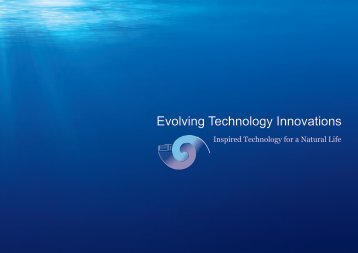 Brochure v1.0_en - Evolving Technology Innovations