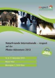 Programm - Naturfreunde Internationale