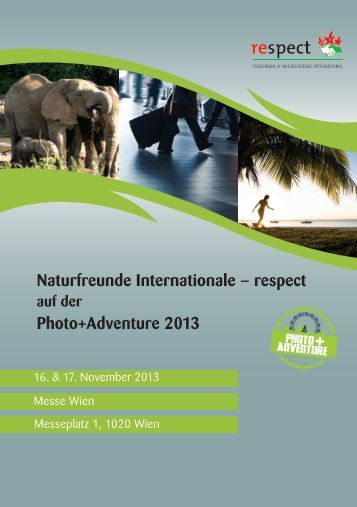 Programm - Naturfreunde Internationale