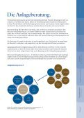 """Broschüre """"Anlegen & Verwalten"""" - BANK ZIMMERBERG - Seite 7"""