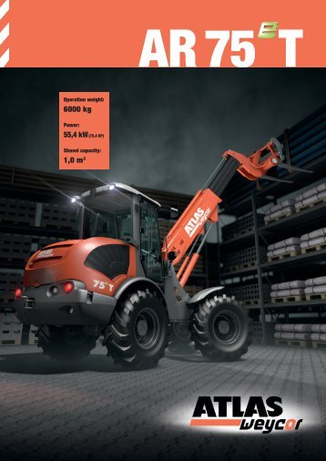 AR75 T - Global Construction Plant & Equipment Ltd