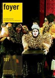 Wiederaufnahme im Theater Bremen - Foyer-Kulturjournal