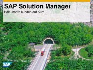 Insert page title - Lifetime Support by SAP