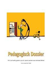 Download het pedagogisch dossier - LOGO Antwerpen