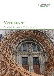 Venturer Partnership with Cowley Timberwork, UK